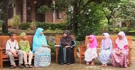 Pendidikan Anak Qur'ani