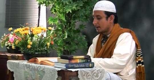 Baca Kitab al-Nasho'ih al-Diniyah